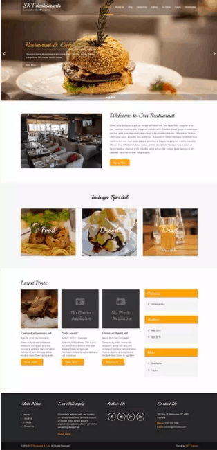 24 best 2020 free WordPress themes with demo content
