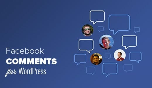 Add Facebook Comments to WordPress