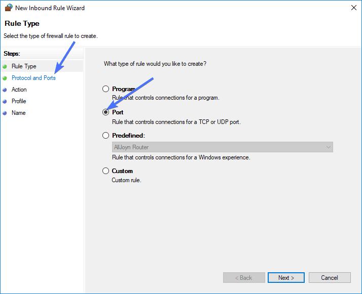 error installing xampp