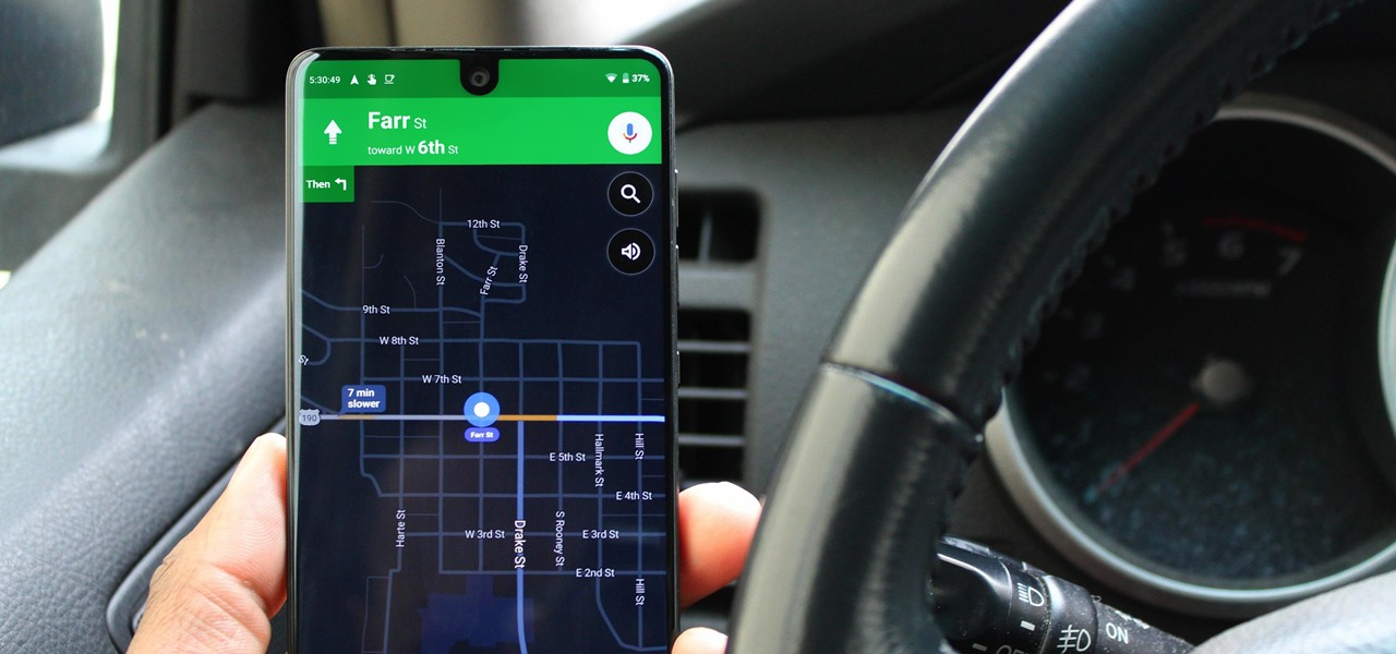 How to Enable Dark Mode in Google Maps on iPhone & Android « Smartphones ::  Gadget Hacks