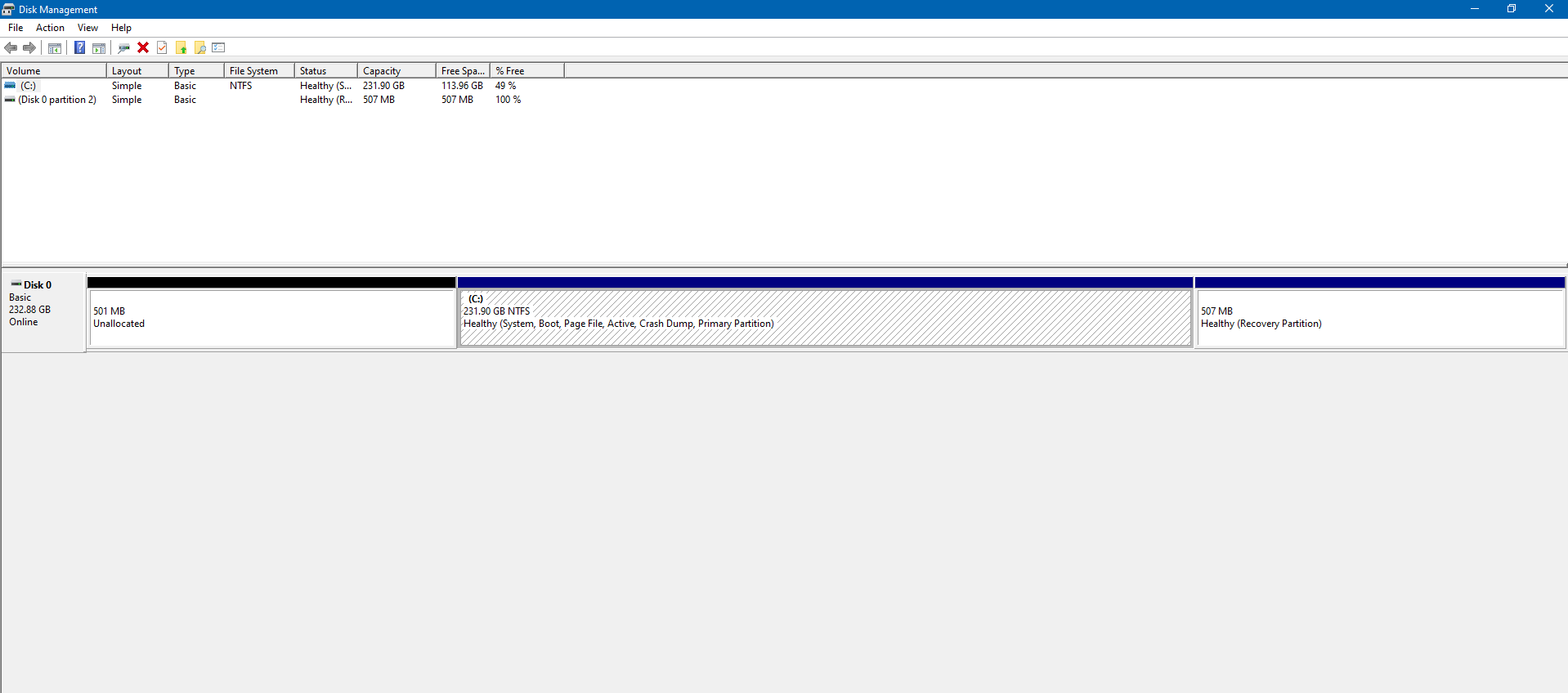 PARTITION A HARD DRIVE AND CREATE MULTIPLE PARTITIONS