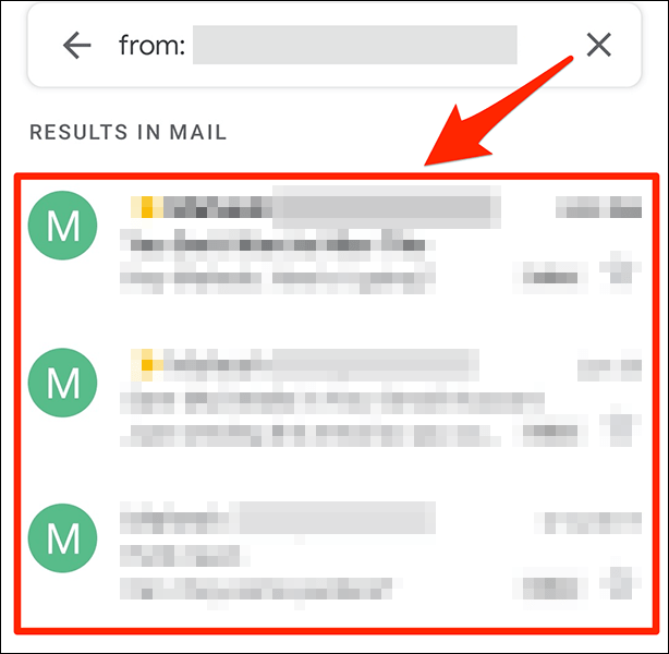 So we can organize emails by sender in Gmail from mobile devices.